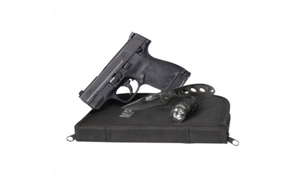 S&W M&P Shield M2.0 EDC Kit
