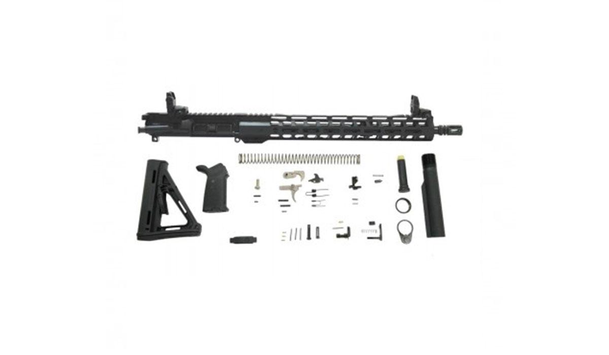 PSA 16″ Rifle Kit – $359.99 (Reg. $649.99)