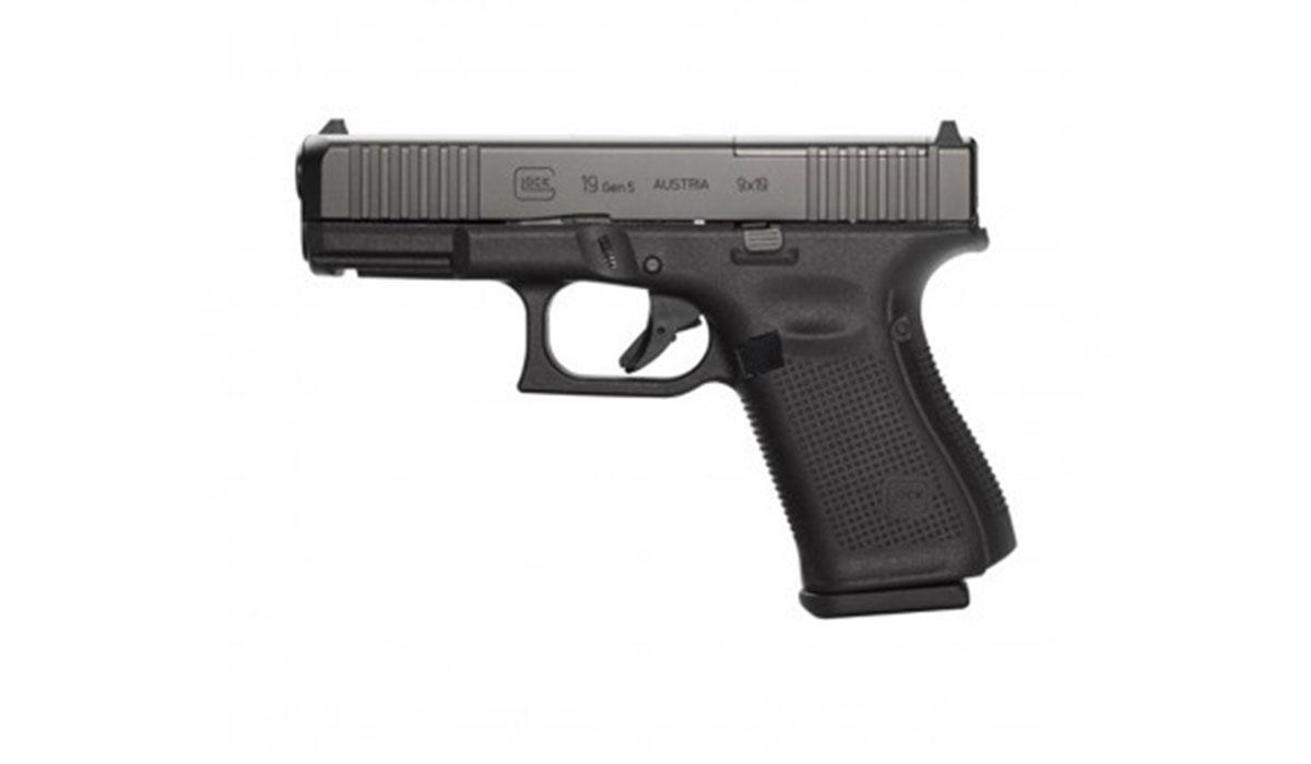 Glock 19 MOS Gen 5