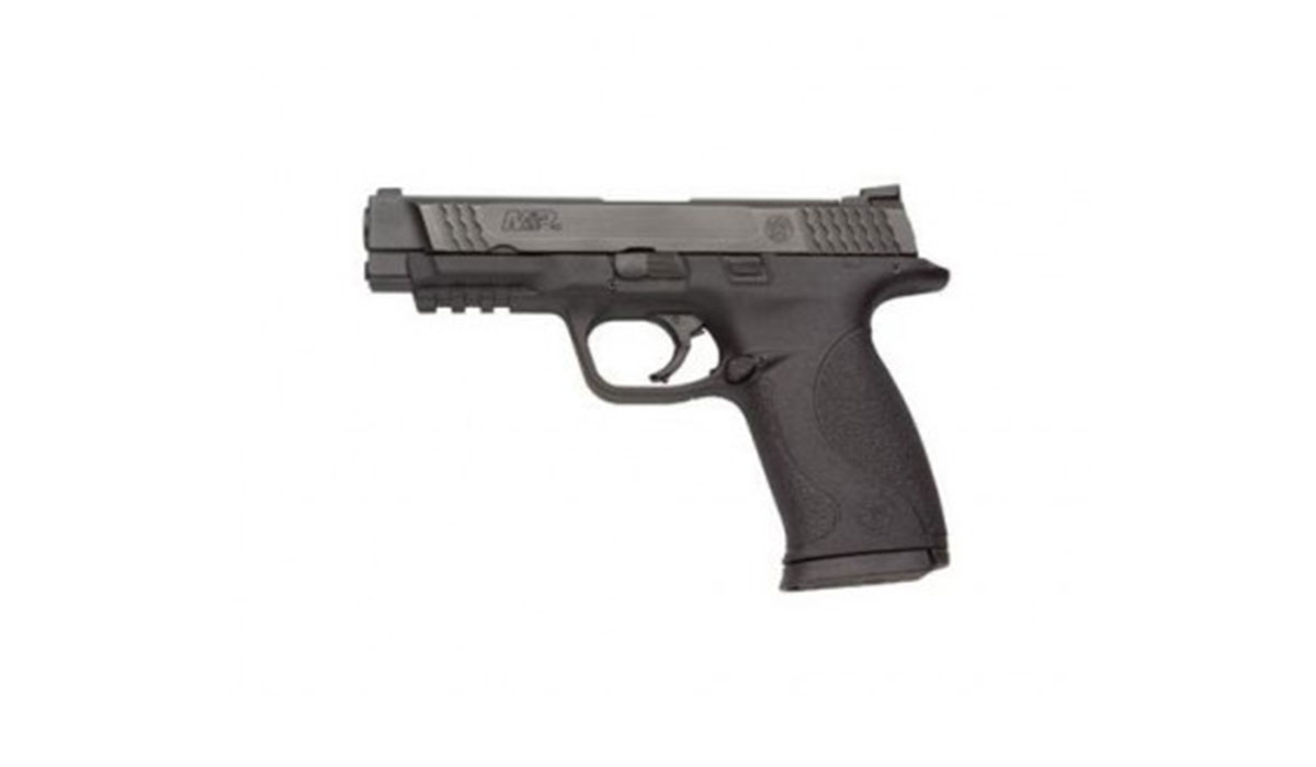 S&W M&P 45 LE Trade In .45 ACP Pistol With Night Sights, Very Good Condition