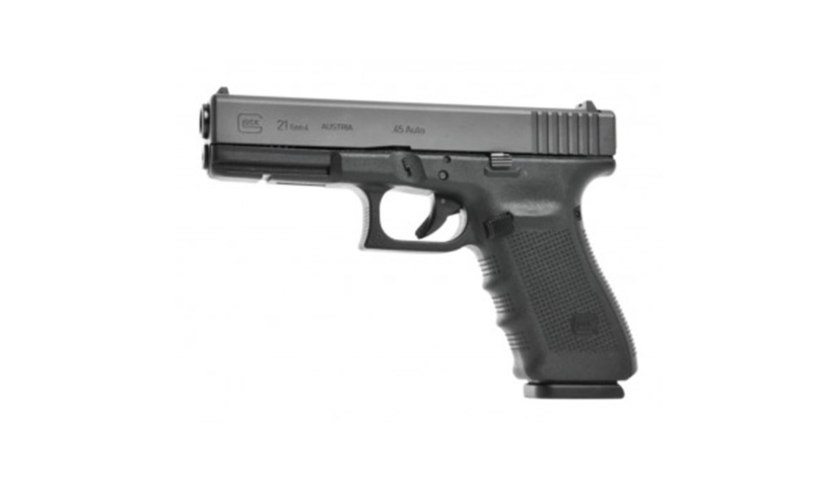 Glock G21 Gen4 .45 ACP LE Trade In Pistol w/ Night Sights