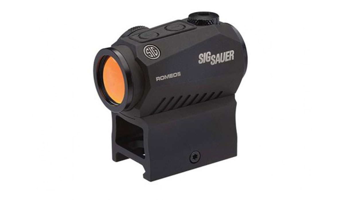 Sig Sauer Romeo5 1x20mm Red Dot Sight
