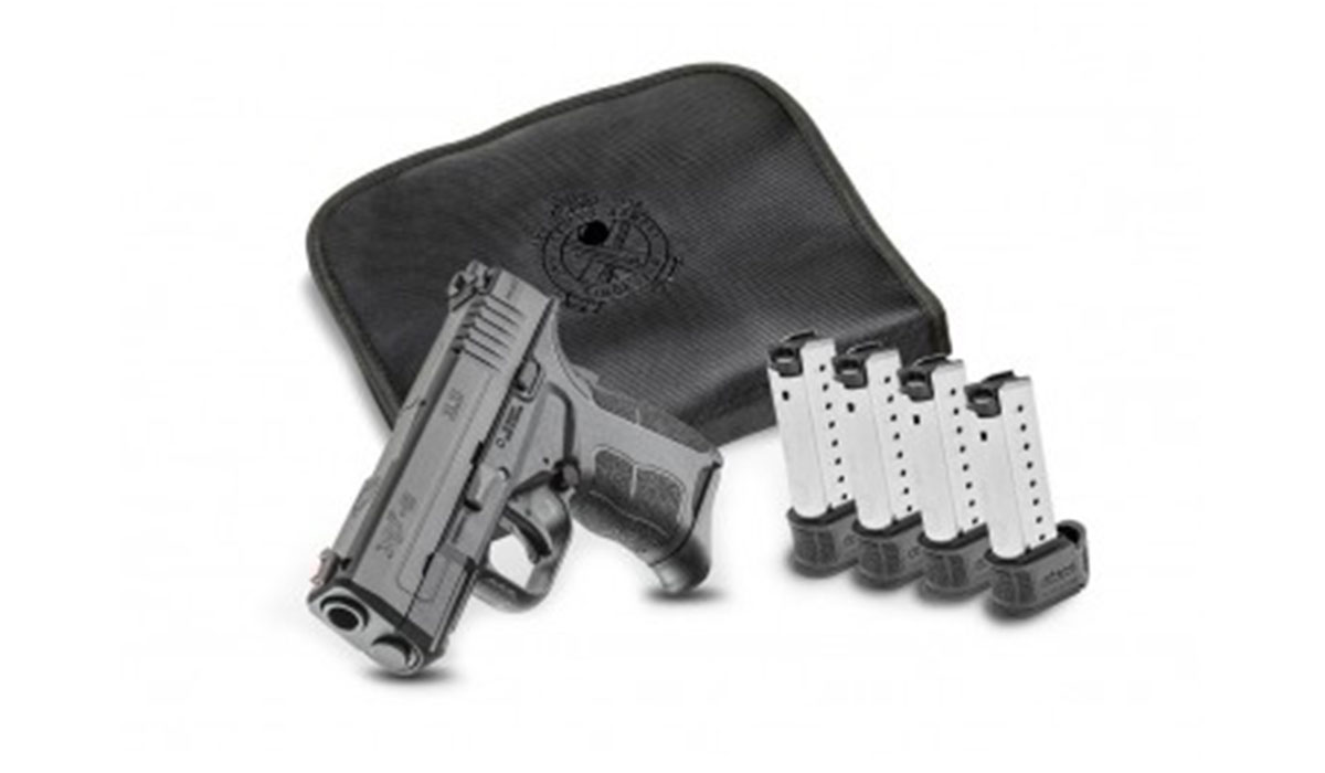 "Springfield XDS Mod2 9mm 7rd 3.3"" Pistol Power Pack w/ Night Sights"